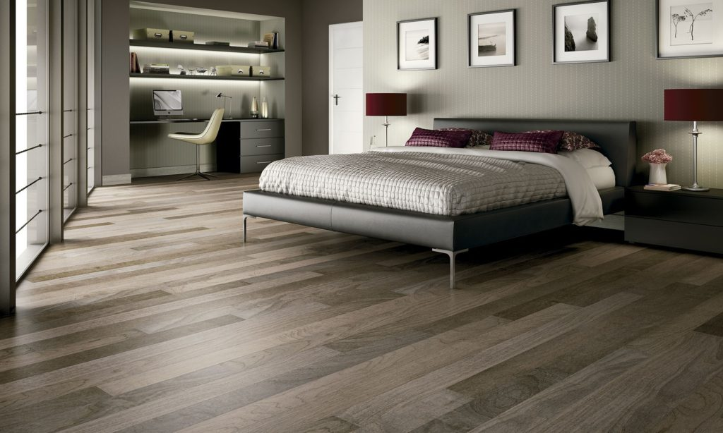 They Are Also Available. How About Grained Cherry Wood Looking Tiles In  Long Planks? They Have That As Well. Vinyl Is Incredibly Durable, ...