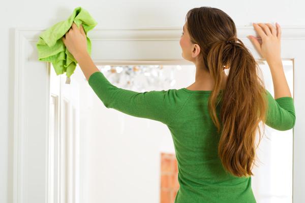 ทำความสะอาดบ้านให้สะอาด