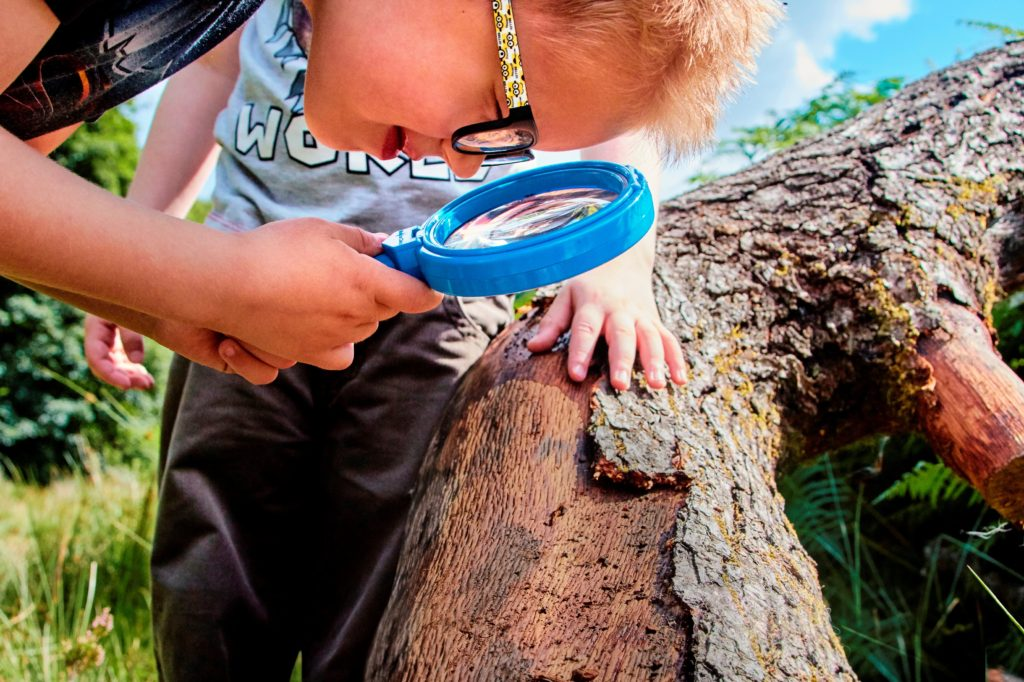 1 - Yorkshire Water's activty book encourages children to spend more time outdoors